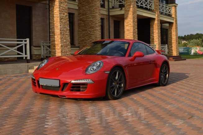 Porsche 911, 2015 год, 5 350 000 руб.