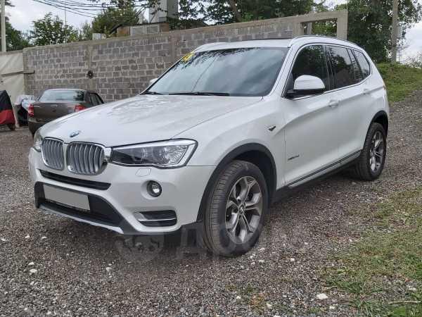 BMW X3, 2017 год, 2 190 000 руб.