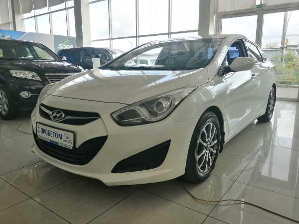 Hyundai i40, 2014 год, 739 000 руб.
