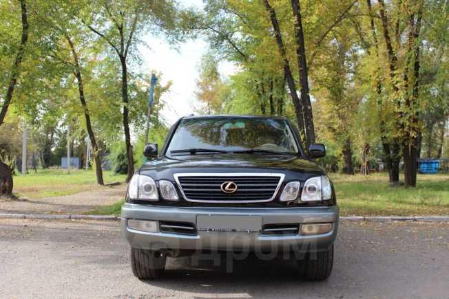 Lexus LX470, 2000 год, 810 000 руб.