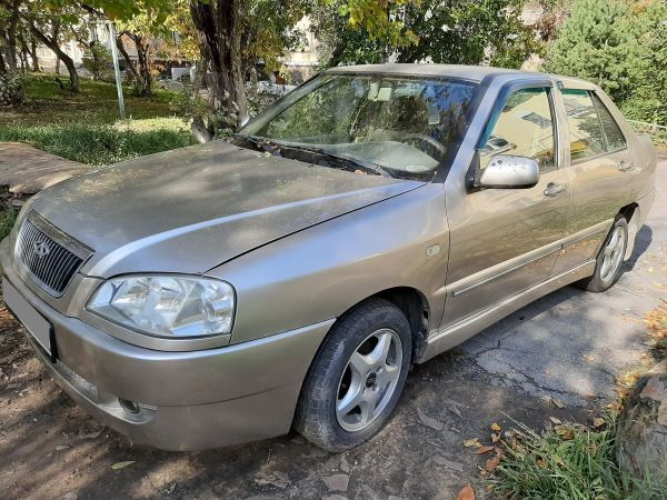 Chery Amulet A15, 2007 год, 110 000 руб.