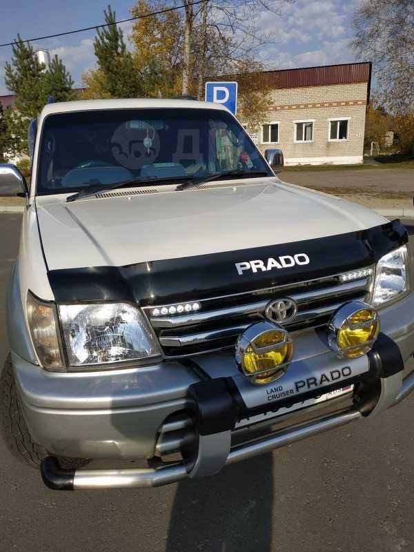 Toyota Land Cruiser Prado, 1996 год, 820 000 руб.