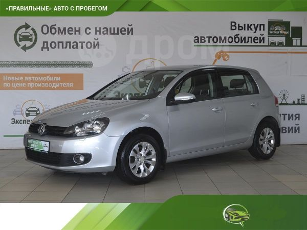 Volkswagen Golf, 2010 год, 540 000 руб.