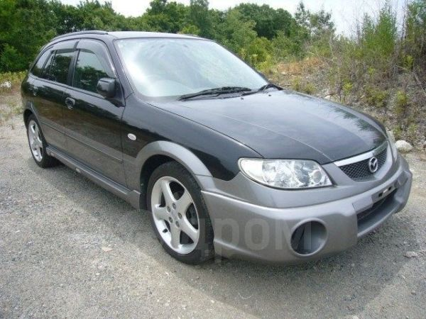 Mazda Familia S-Wagon, 2001 год, 445 000 руб.