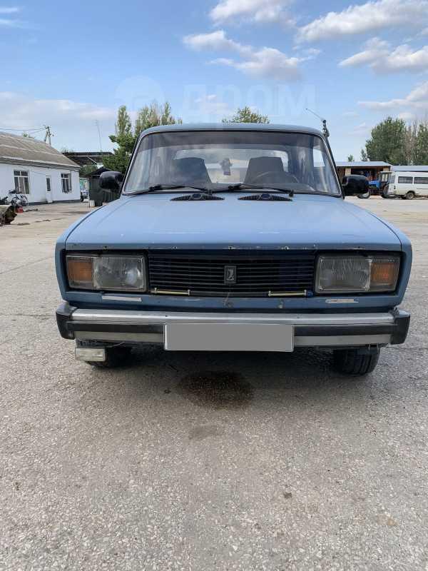 Лада 2105, 1983 год, 55 000 руб.
