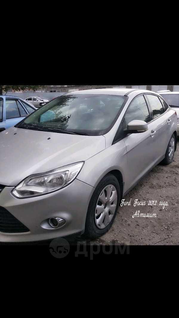 Ford Focus, 2012 год, 600 000 руб.