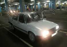 Москва Jetta 1989