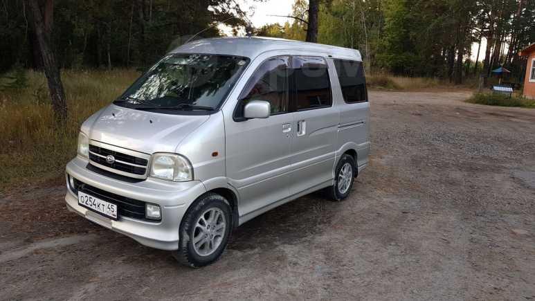 Daihatsu Atrai7, 2002 год, 220 000 руб.