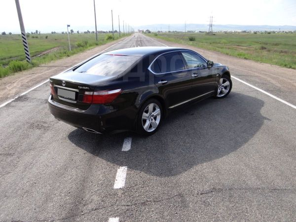 Lexus LS460L, 2007 год, 1 050 000 руб.