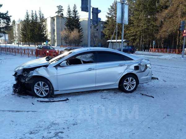 Hyundai Sonata, 2011 год, 200 000 руб.