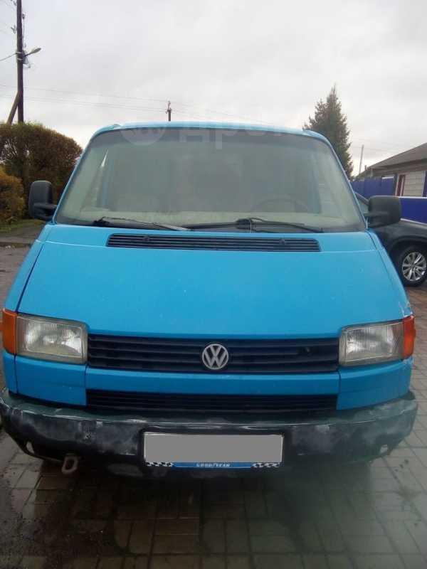 Volkswagen Transporter, 1991 год, 70 000 руб.