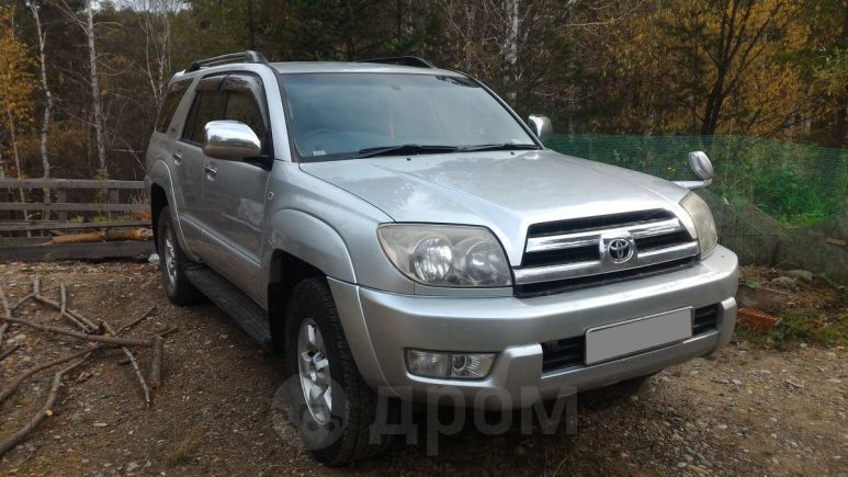 Toyota Hilux Surf, 2005 год, 1 050 000 руб.