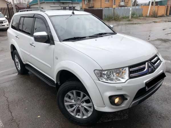 Mitsubishi Pajero Sport, 2014 год, 1 378 000 руб.