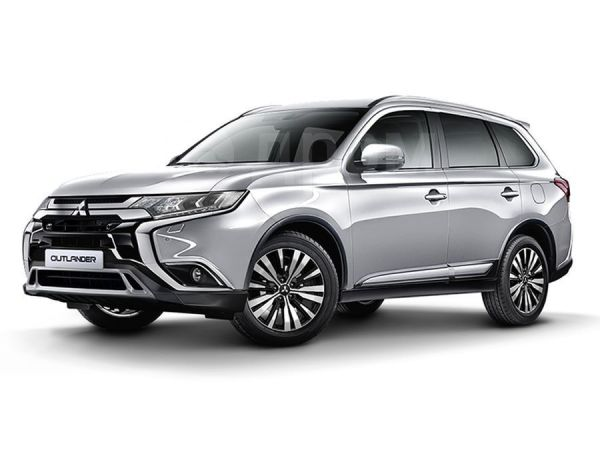Mitsubishi Outlander, 2019 год, 1 552 000 руб.