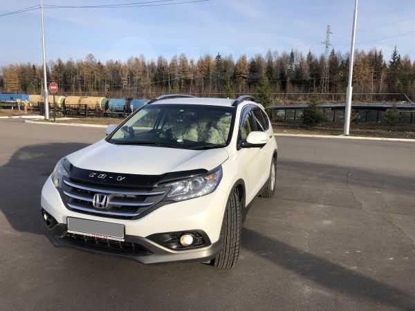 Honda CR-V, 2012 год, 1 270 000 руб.