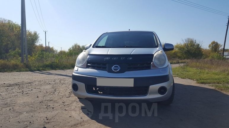 Nissan Note, 2006 год, 200 000 руб.