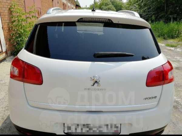 Peugeot 4008, 2012 год, 735 000 руб.