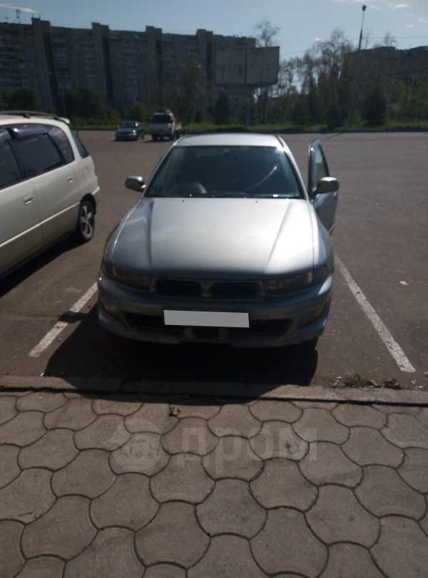 Mitsubishi Galant, 1999 год, 125 000 руб.