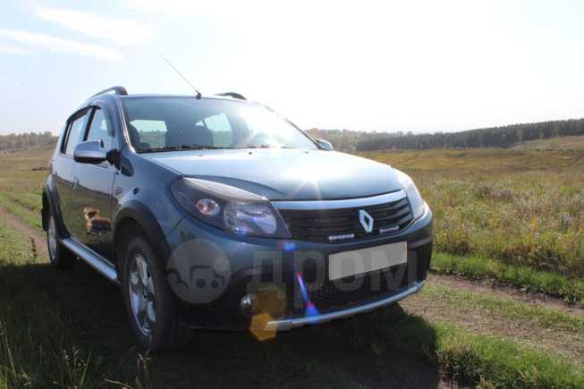 Renault Sandero Stepway, 2013 год, 420 000 руб.