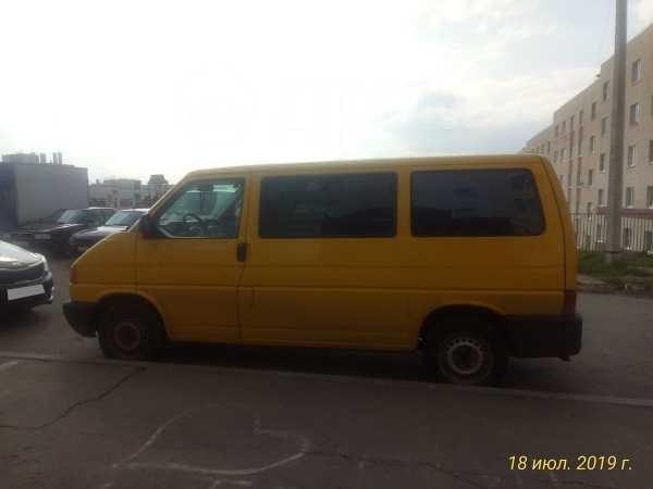 Volkswagen Transporter, 2002 год, 545 000 руб.