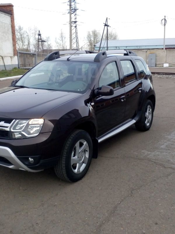 Renault Duster, 2018 год, 960 000 руб.