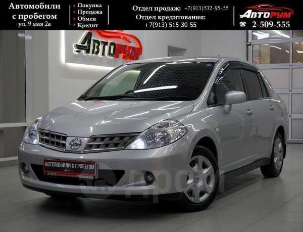Nissan Tiida Latio, 2010 год, 437 000 руб.