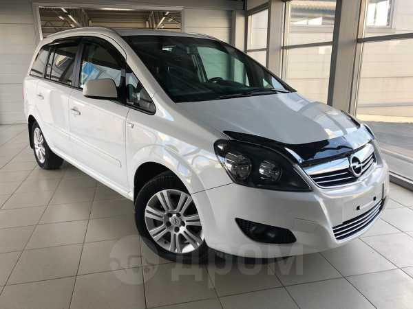 Opel Zafira, 2013 год, 609 000 руб.