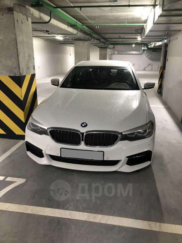 BMW 5-Series, 2018 год, 2 440 000 руб.