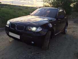 Волгоград BMW X3 2008