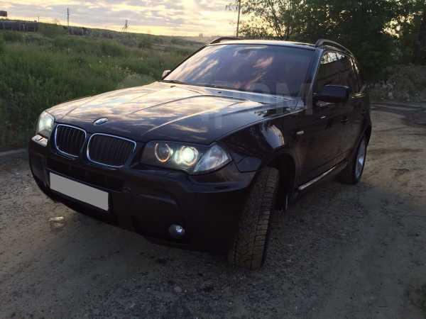 BMW X3, 2008 год, 920 000 руб.