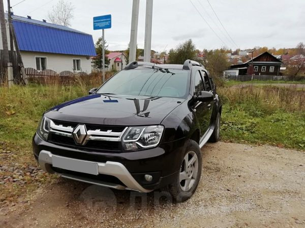 Renault Duster, 2018 год, 920 000 руб.