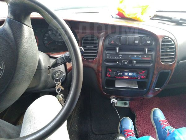 Hyundai Starex, 1998 год, 120 000 руб.