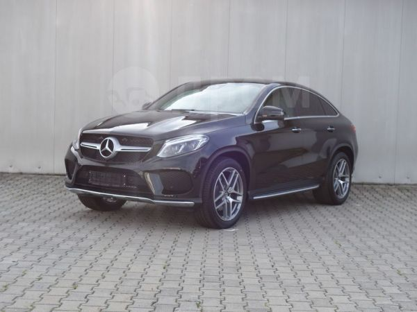 Mercedes-Benz GLE Coupe, 2019 год, 6 791 800 руб.