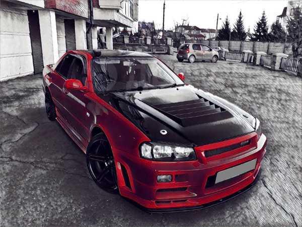 Nissan Skyline, 1998 год, 780 000 руб.