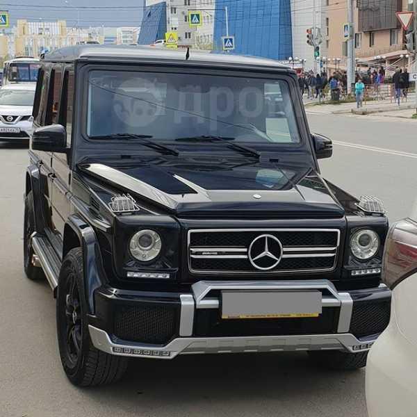 Mercedes-Benz G-Class, 2005 год, 1 900 000 руб.