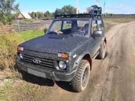 Иркутск 4x4 2121 Нива 1996