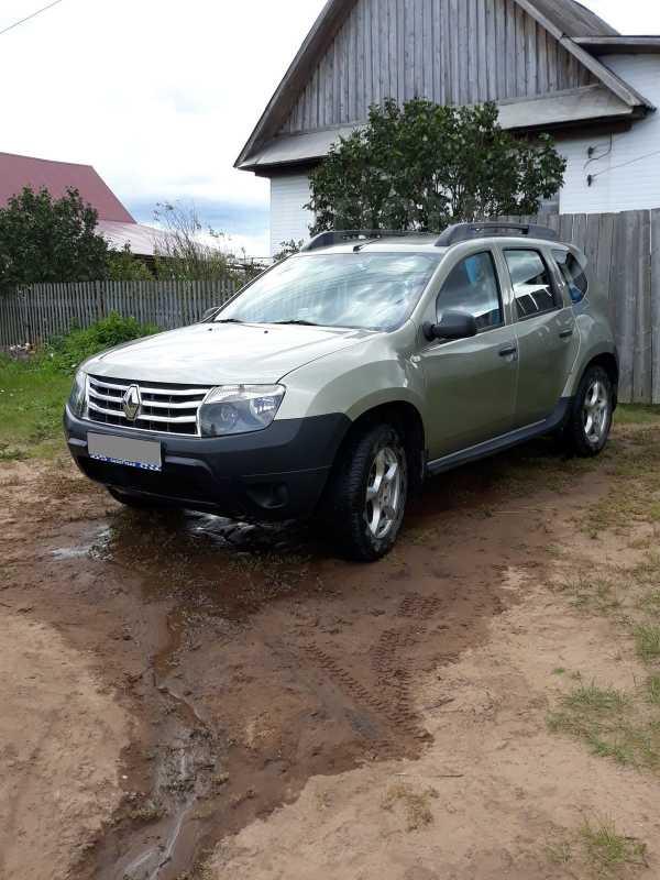 Renault Duster, 2012 год, 500 000 руб.