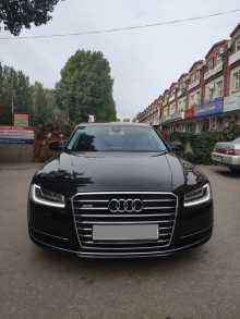 Тольятти Audi A8 2014