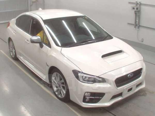 Subaru Impreza WRX, 2016 год, 1 285 000 руб.