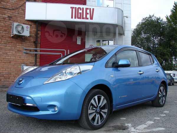 Nissan Leaf, 2012 год, 800 000 руб.