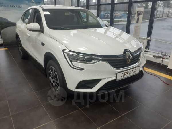 Renault Arkana, 2019 год, 1 555 000 руб.
