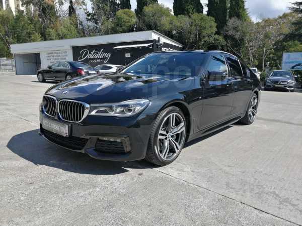 BMW 7-Series, 2016 год, 4 300 000 руб.