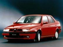 Alfa Romeo 155 1992, седан, 1 поколение