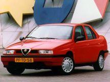 Alfa Romeo 155 рестайлинг 1995, седан, 1 поколение