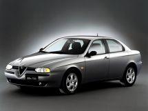 Alfa Romeo 156 1997, седан, 1 поколение, 932