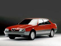 Alfa Romeo 164 1987, седан, 1 поколение