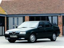 Alfa Romeo 164 рестайлинг 1993, седан, 1 поколение