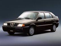 Alfa Romeo 33 1990, лифтбек, 2 поколение, 907