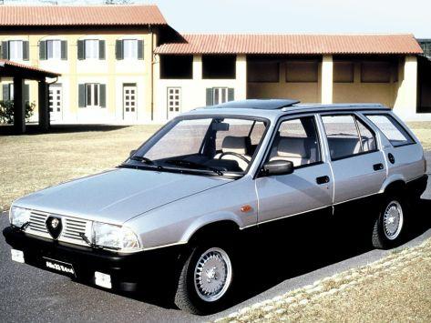 Alfa Romeo 33 (905) 01.1984 - 08.1986