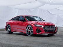 Audi RS7 2019, лифтбек, 2 поколение, C8